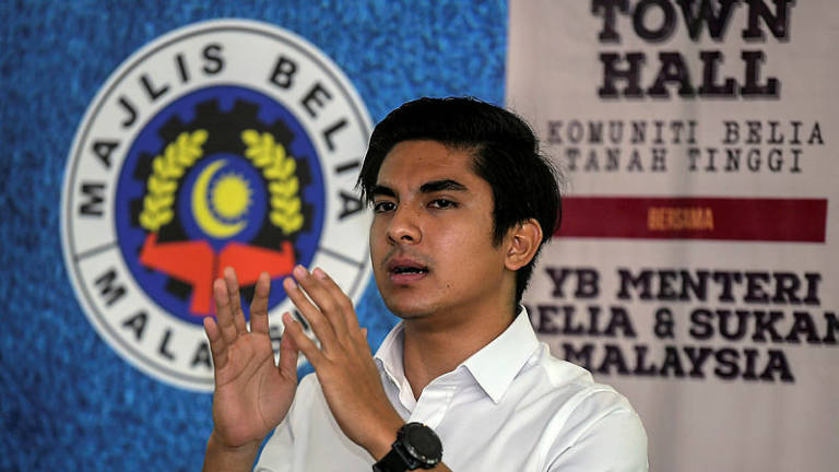 Police open investigation papers over incident involving Syed Saddiq, Papagomo
