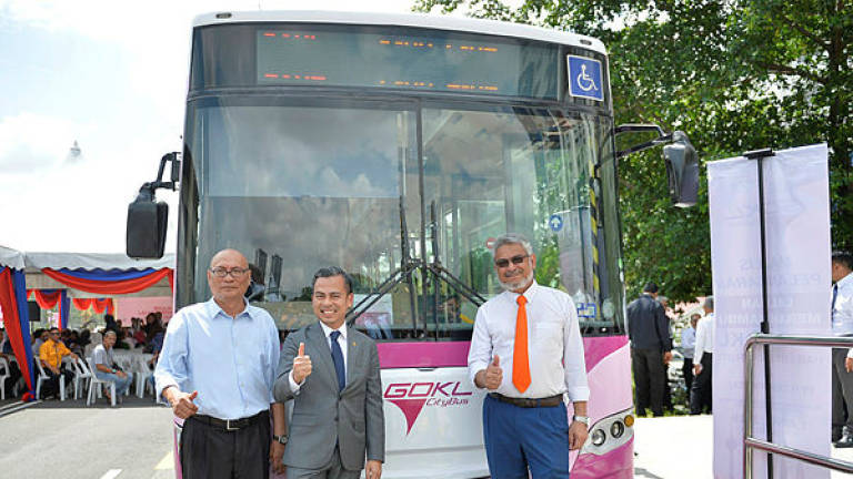 Two more GoKL bus routes this year: Khalid Samad