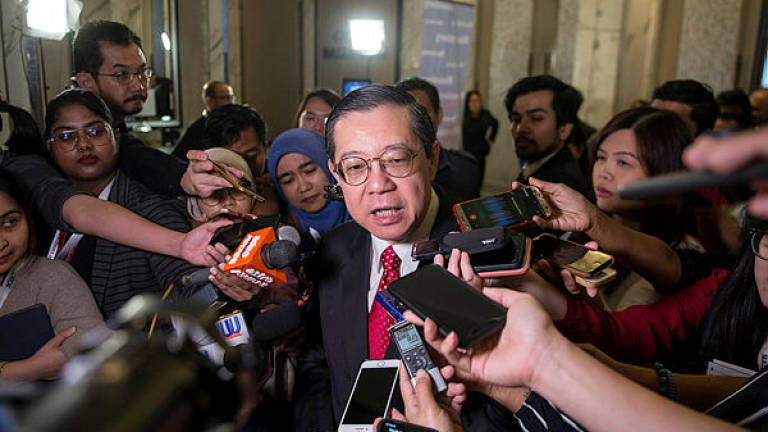 Govt stands by roadmap on fiscal consolidation to restore economy: Guan Eng