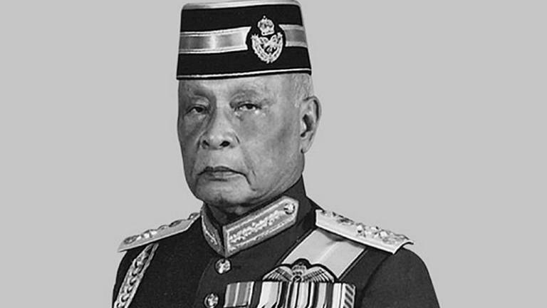 (Video) Sultan Ahmad Shah, a ruler well-loved by the people