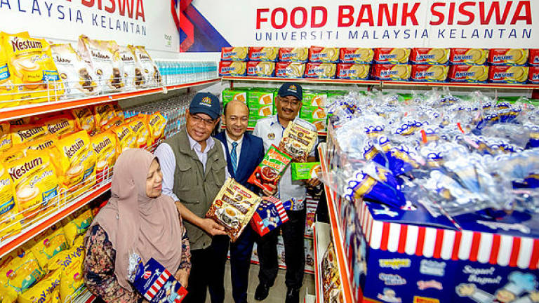 Food Bank Siswa to be expanded next year: Saifuddin