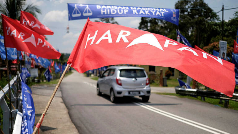 Early voting in Rantau begins