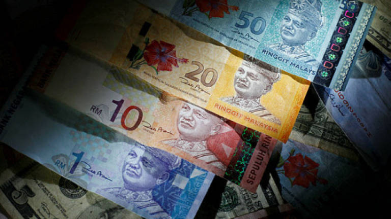 Ringgit ends unchanged against US dollar