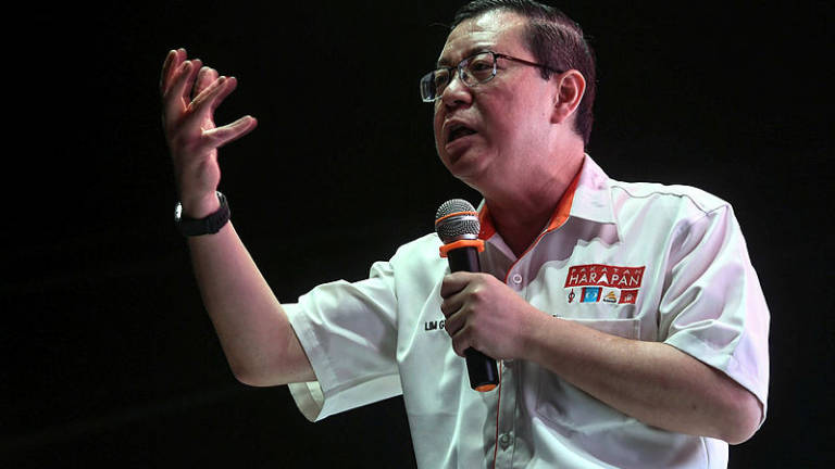 Govt practises prudent, responsible spending: Lim