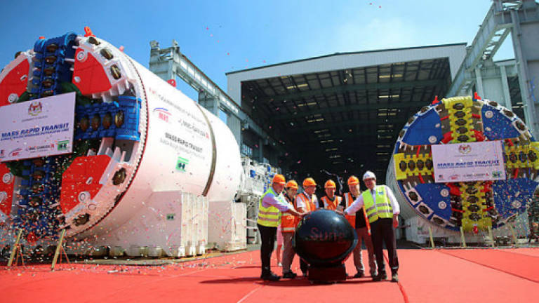 MRT2 tunnelling works to be improved with new TBM machines