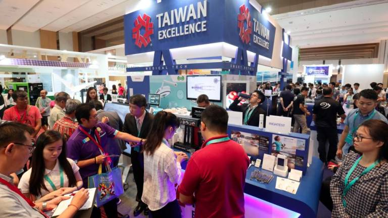Medical advances showcased at Taiwan Expo
