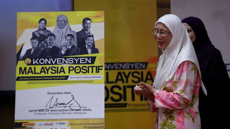 Wan Azizah says PH underdogs in Cameron Highlands, chances not high (Updated)
