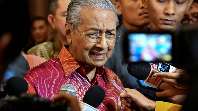 Entrepreneurship to become job creators: Mahathir