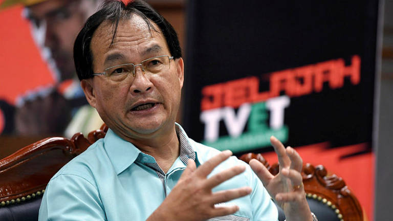 Review method for NCR land survey in Sarawak: PKR