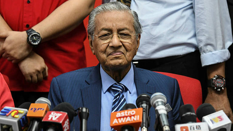 Mahathir: Why quit as family lawyer if you want to seek the truth?