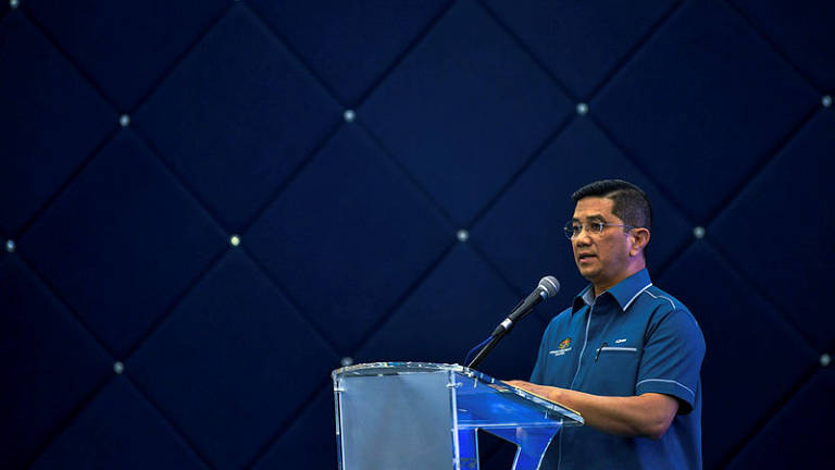 RM10.6 million for three development projects in Muar: Azmin