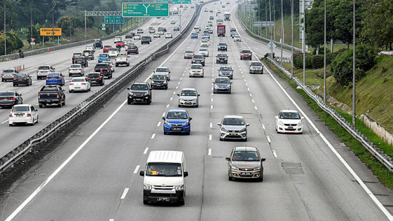 Highways and airports expecting increase in travel volume for Raya