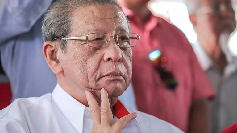 How much did you spend on Nomination Day, Lim asks BN candidate