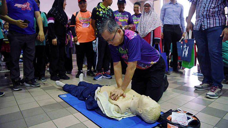 Peka B40 scheme to kick off tomorrow: Dr Lee