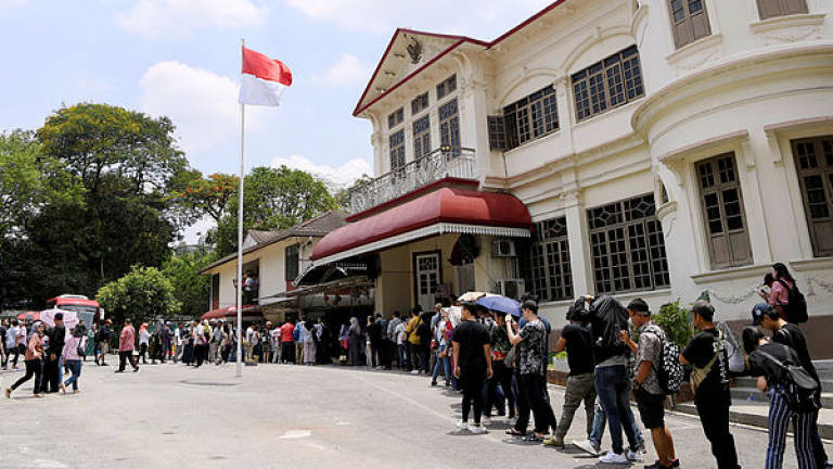 Indonesian presidential election: Early voting runs smoothly