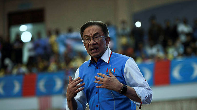 My patience has limits: Anwar