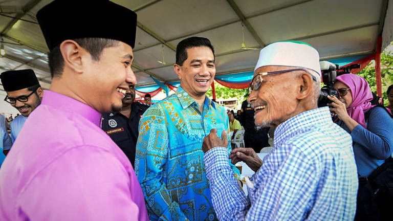 Azmin: How did they get contact numbers? (Updated)