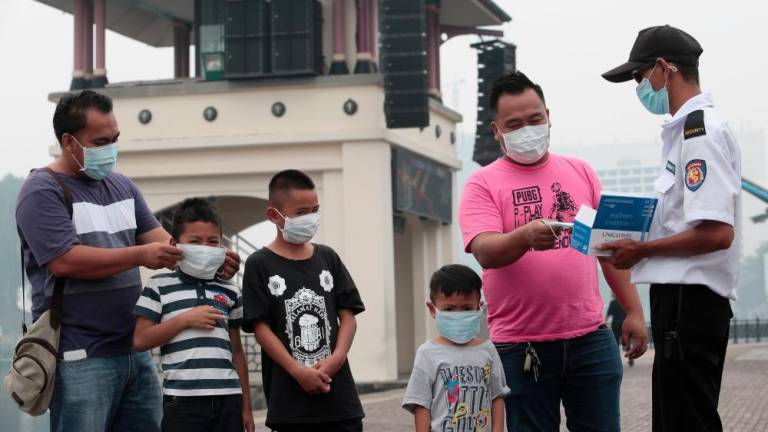 Haze forces closure of schools in nine Sarawak districts