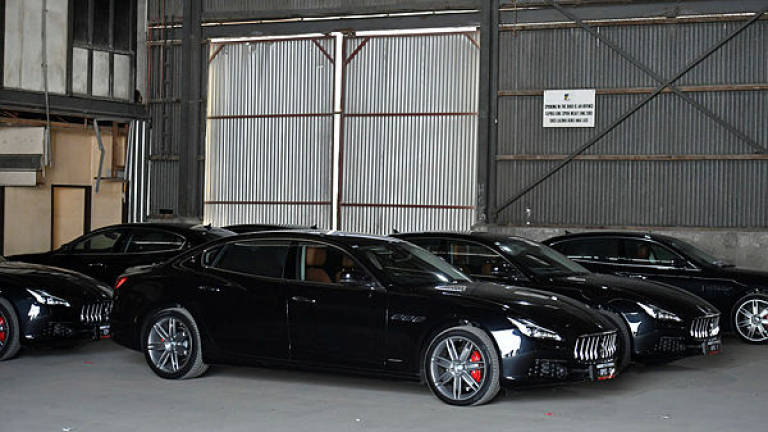 Papua New Guinea recovers 'APEC Maseratis', other cars still missing