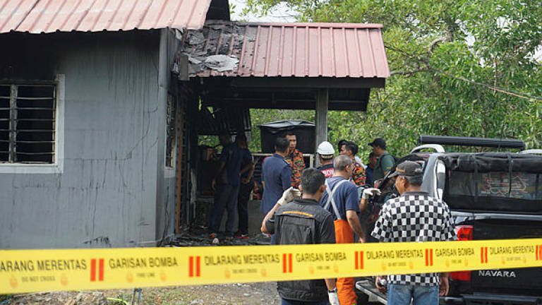 Fire: Police opens investigation paper into death three family members