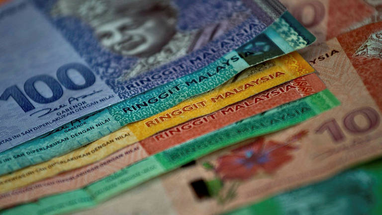 Ringgit opens lower against US dollar