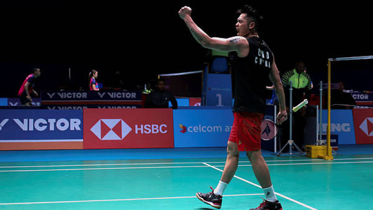 Chen Long vs Lin Dan in 2019 Malaysia Open final