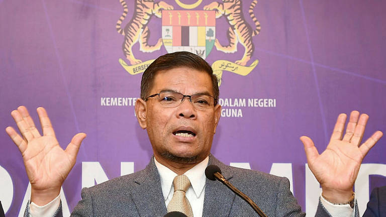 No fuel subsidies for East Malaysia as consumption is lower than in peninsula: Saifuddin