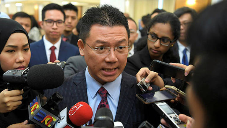 Nga announces RM150,000 allocation to upgrade mosque in Teluk Intan