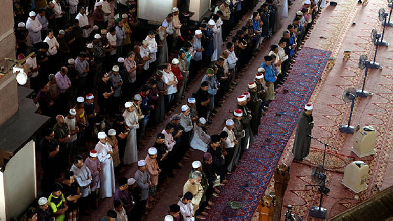 FT mosques, surau hold funeral prayer in absentia for Christchurch tragedy victims
