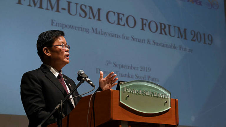Penang expects GDP to exceed RM100b with Smart Trade Facilitation hub