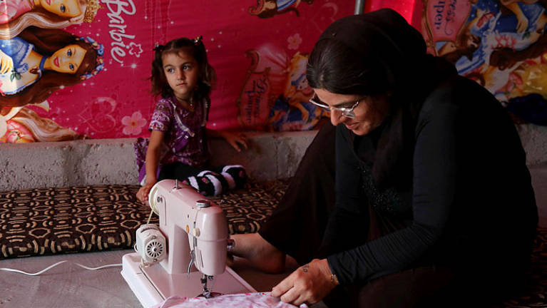 In Iraq, minority children haunted by ghosts of IS captivity