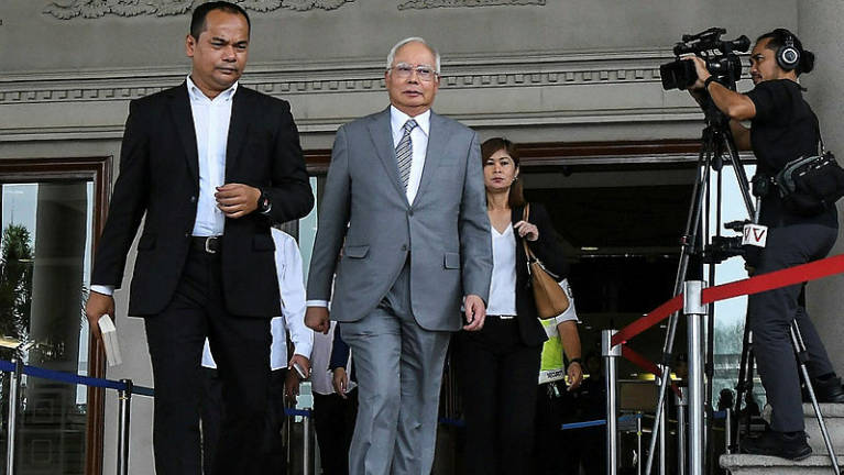 Two BNM raids on Ambank in 2015, says second witness in Najib's trial