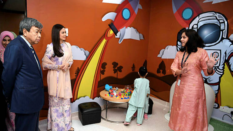 Sultan Selangor launches new Avisena women's and children's specialist hospital in Shah Alam