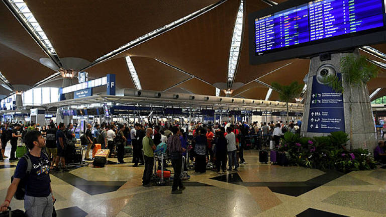 KLIA up and running smoothly again