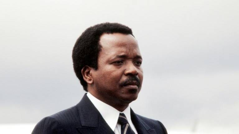 Cameroon separatist leader says Biya's dialogue call a 'non-event'