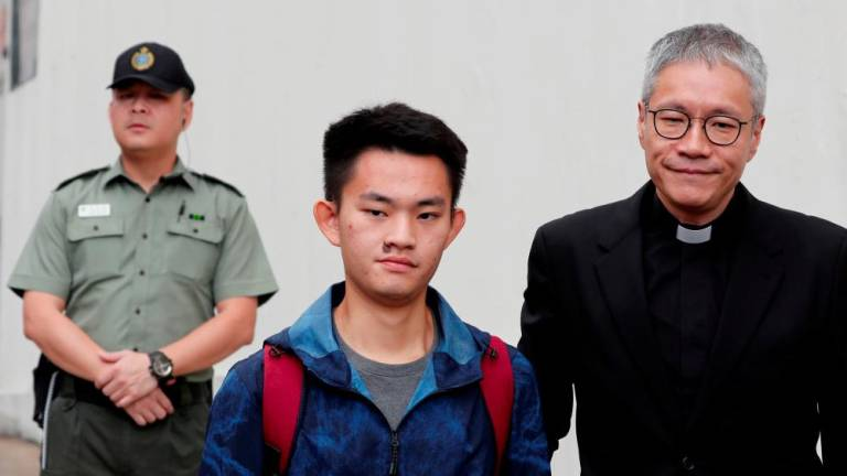 Murder suspect whose case was catalyst for Hong Kong protests released
