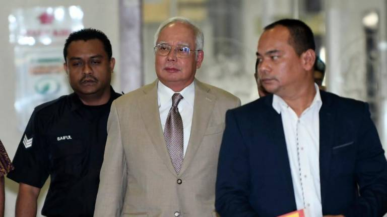 BNM conducted probes on 12 bank accounts including Najib's, High Court told