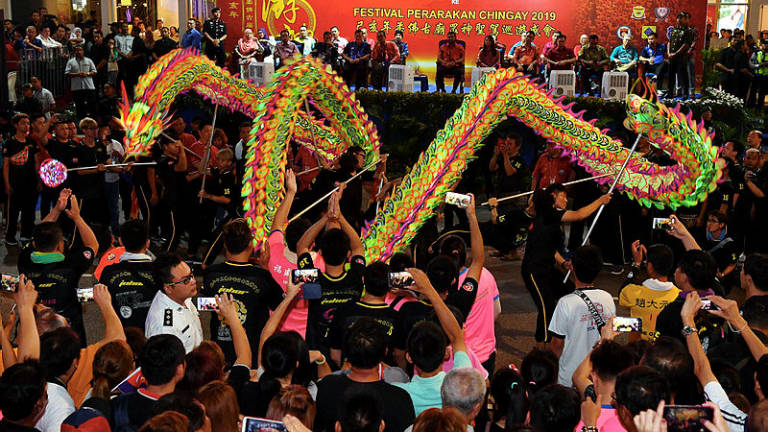 No need for licence from Sports Ministry for dragon, lion dances