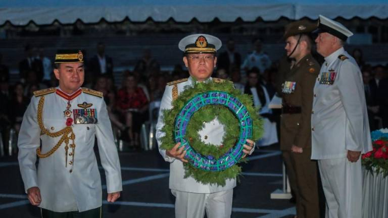 Unforgettable 42 years as military personnel: Major-General Toh