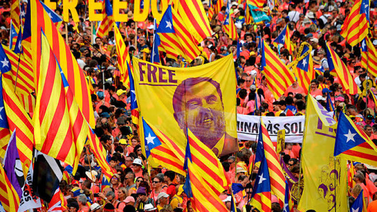 Catalan separatists' long-awaited trial set to begin in Madrid
