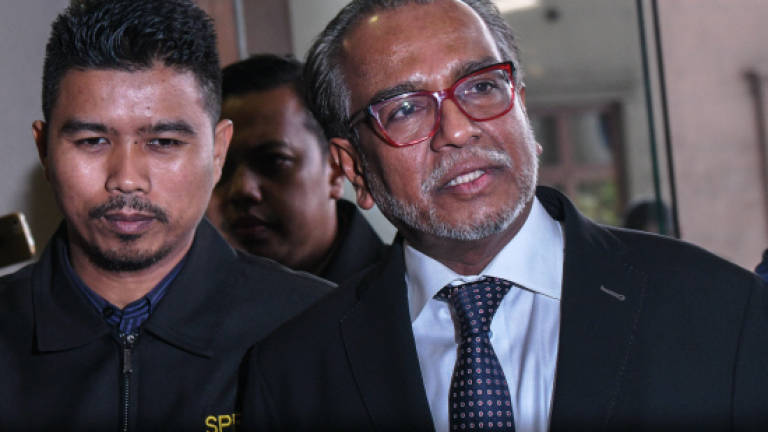 Shafee claims trial to money laundering charges (Updated)