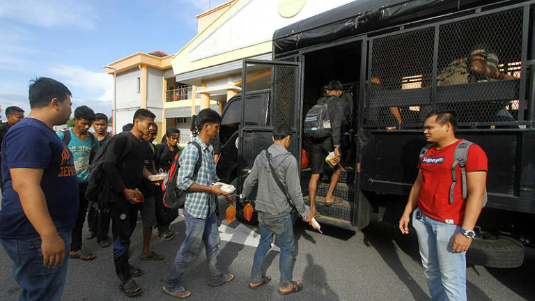 23 foreign nationals detained in Kubang Pasu