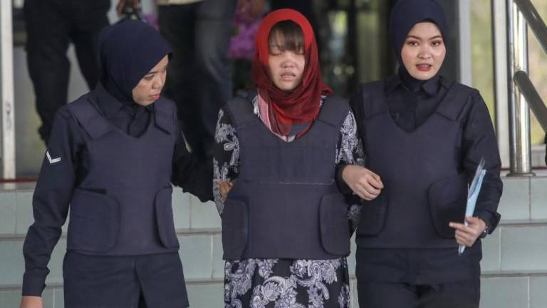 Kim Jong-nam's murder: AGC rejects Doan's representation to drop charge