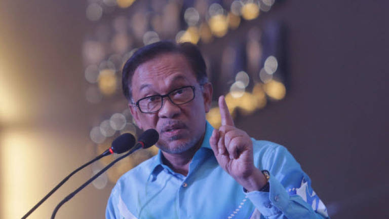 Anwar challenges PAS to disclose truth over suit against Rewcastle-Brown