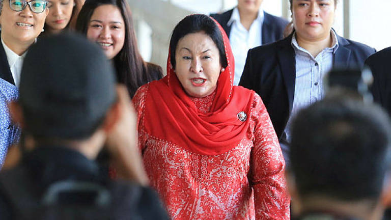 Rosmah withdraws appeal against property acquisition declaration order