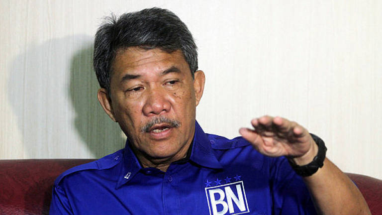 Rantau by-election: Mohamad is not taking it easy