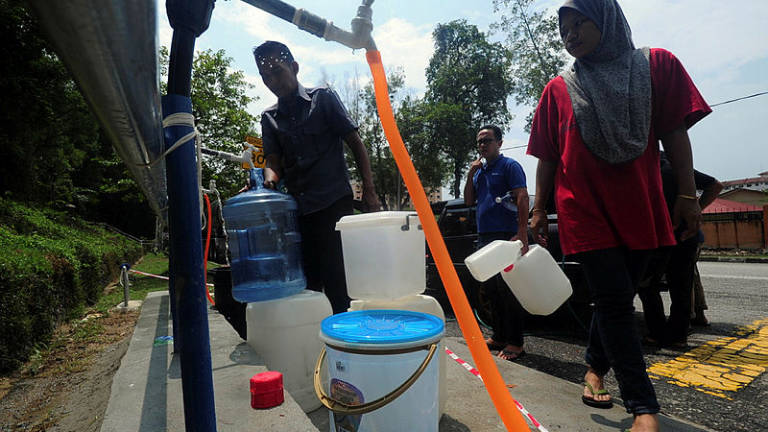 Water supply to be fully restored by Saturday