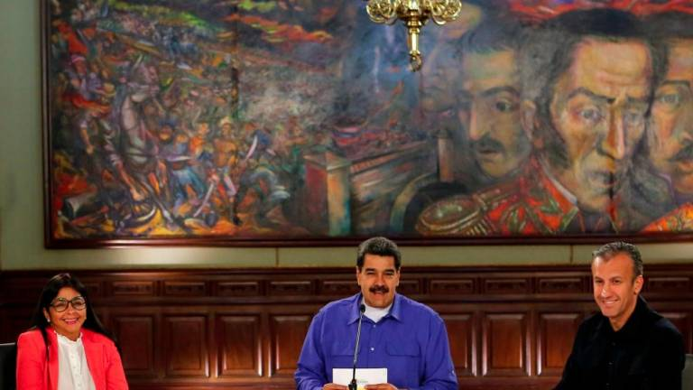 Venezuela govt seeks to change framework for talks with opposition