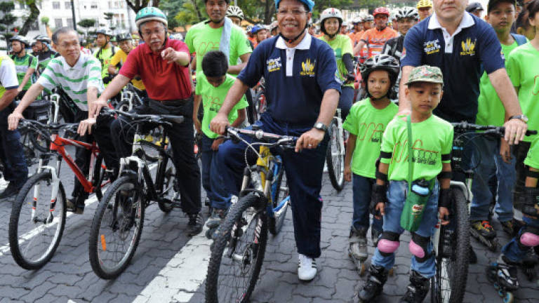 Kuala Lumpur to have monthly 'Cycling Day'