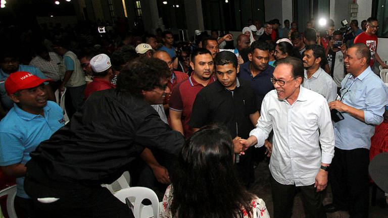Differences of opinion small matter, focus on Rantau election: Anwar